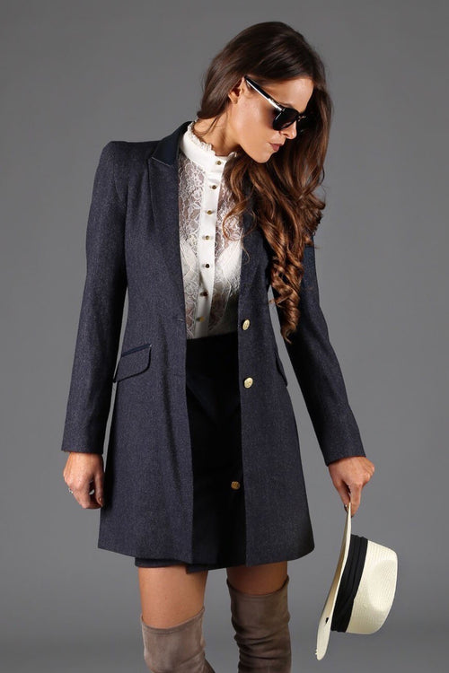 Sporting Coat (Navy Duke)
