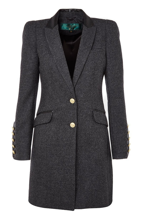 Piccadilly Coat (Charcoal)