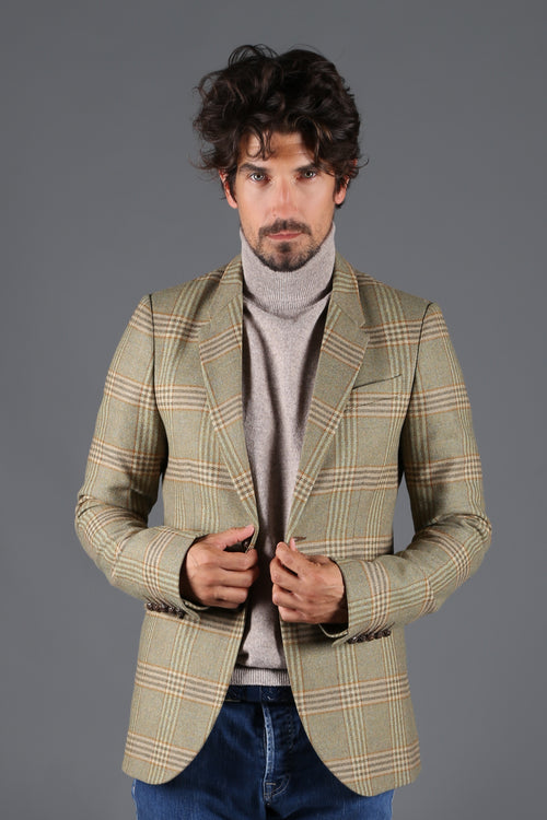 St James Jacket (Leveret)