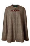 Slim Cape (Bourbon Tweed)