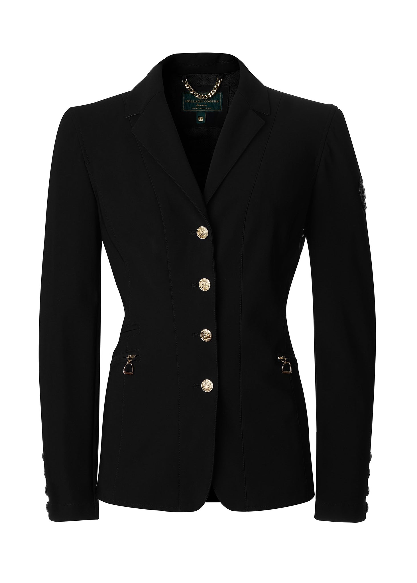 The Competition Jacket (Black)