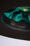 Trilby Hat (Green)