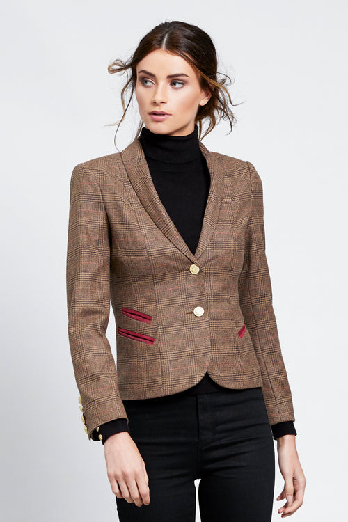 Sporting Jacket (Windsor Brown)