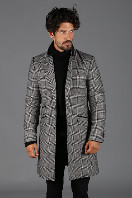Haymarket Coat (Prince of Wales Check)