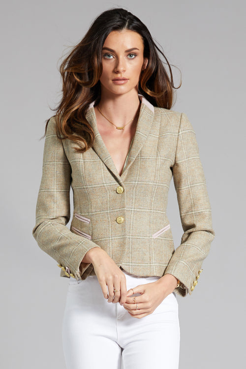 Sporting Jacket (Nude)