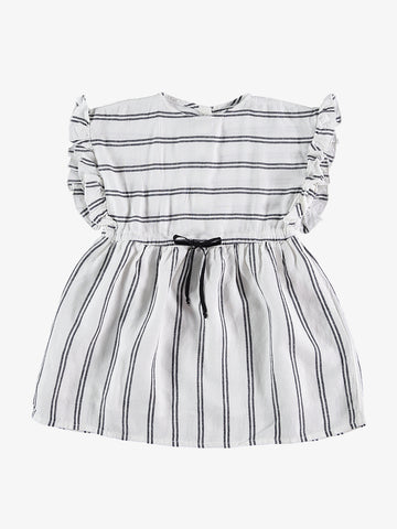Gina Striped Dress - Barbapapi