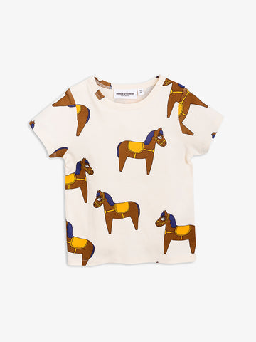 Horse Tee Yellow - Barbapapi