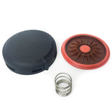 Valve Cover Cap Lid Oil Air Vapor Separator (AOS) Diaphragm Seal Membrane Replacement - Porsche Cayenne