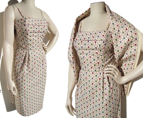 Vintage Jerry Gilden Dress Sundress