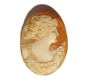 Unmounted Victorian Cameo