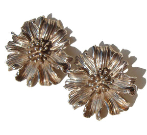 Vintage Tiffany & Co 925 Marigold Earrings