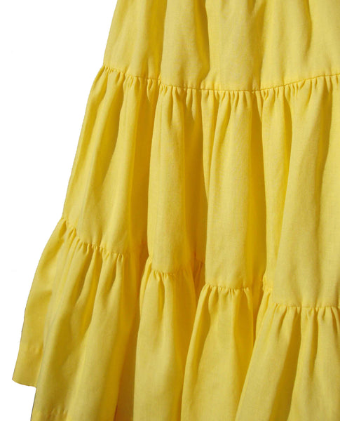 Vintage Square Dance Western Skirt