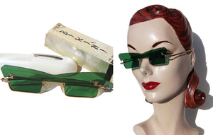 Vintage Portable Sunglasses