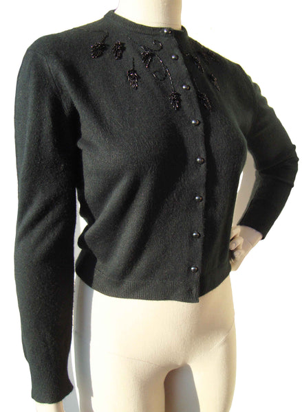 70s Anne Klein Sweater - Metro Retro Vintage