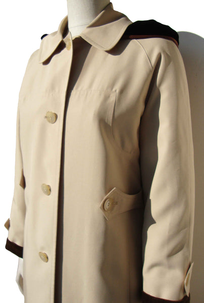 Spy Girl Coat - Metro Retro Vintage