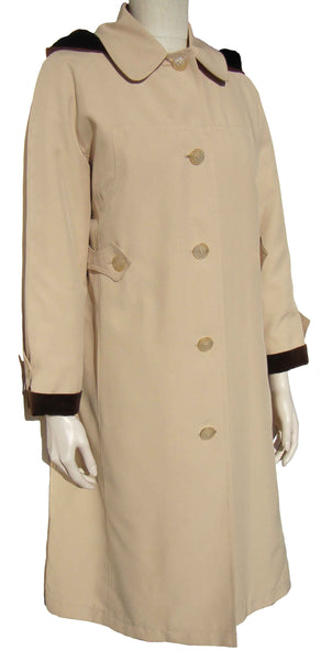 Vintage Womens Trench Coat