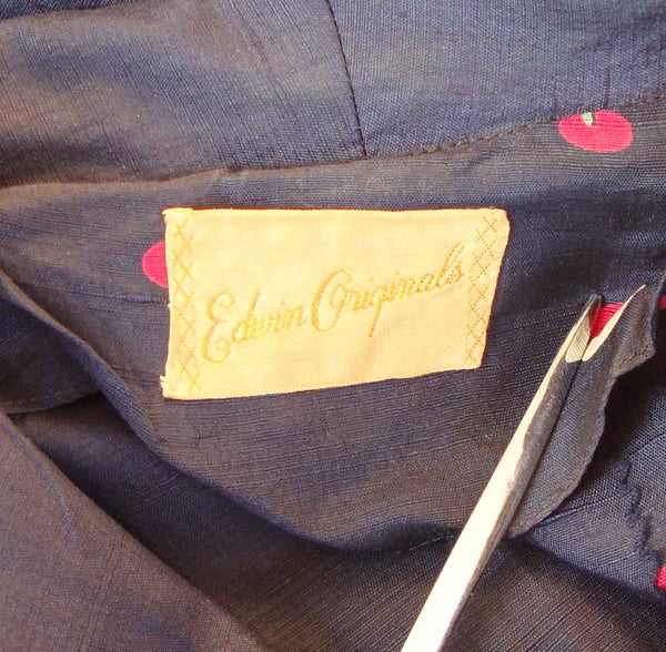 Edwin Originals Dress Label