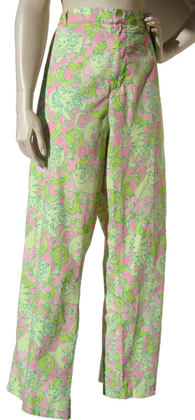 Lilly Pulitzer Lion Fish Pants
