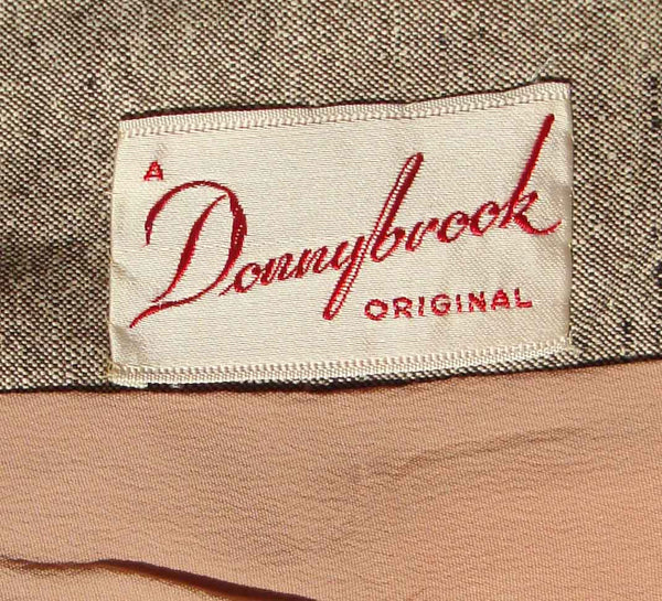 Vintage Donnybrook Label