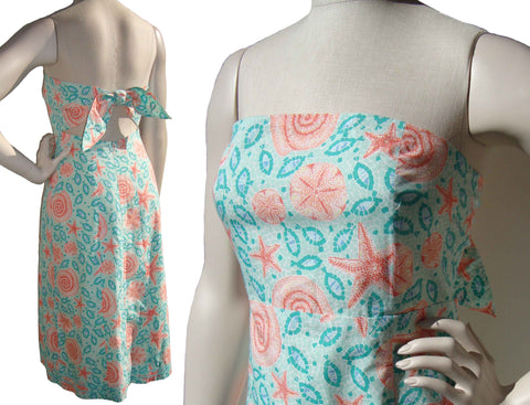 Lilly Pulitzer Starfish & Seashells Dress