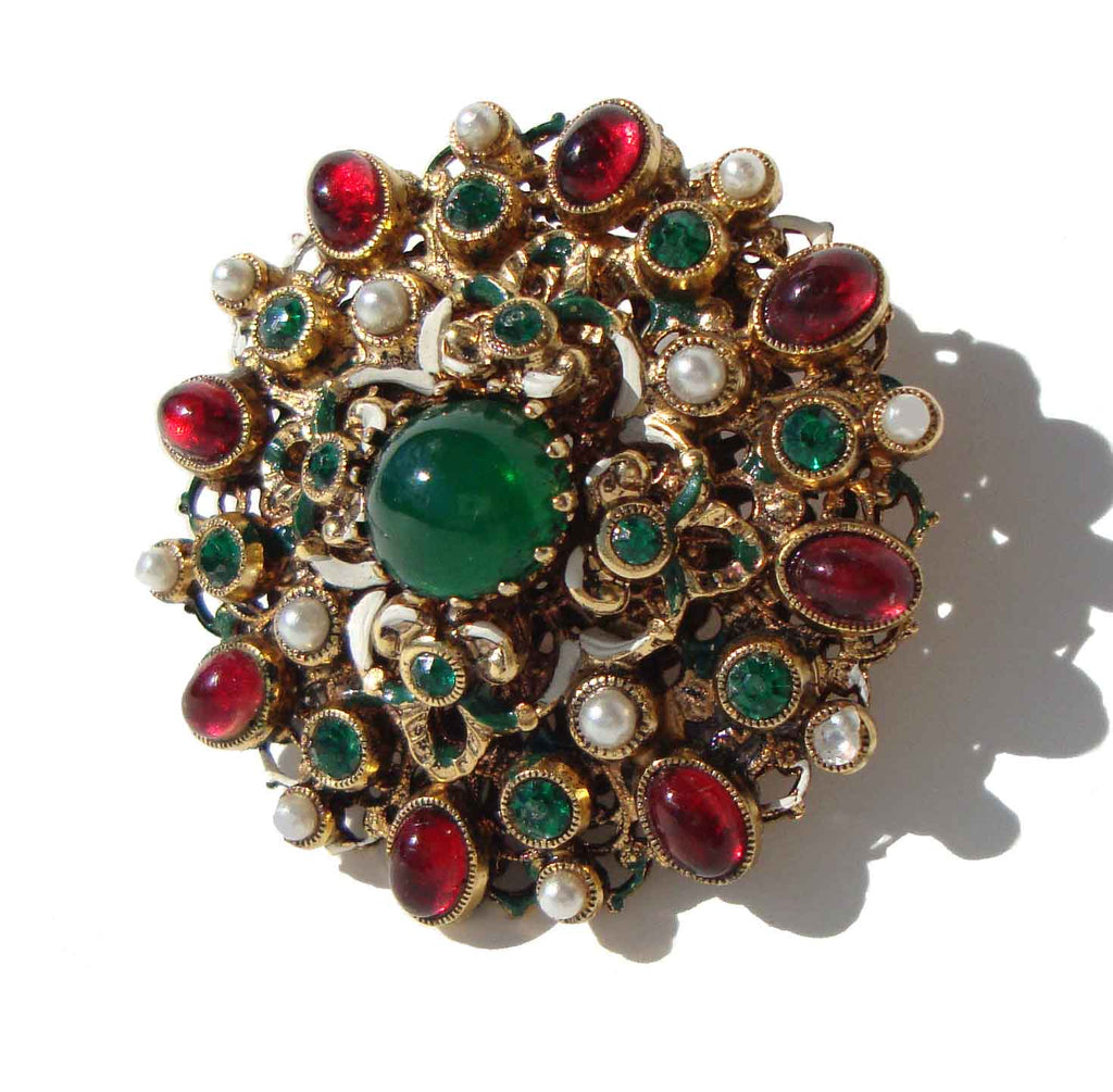 miniaturering brooch jewel wedding george iii jewels of mourning fashion during tag art