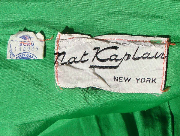 Nat Kaplan label