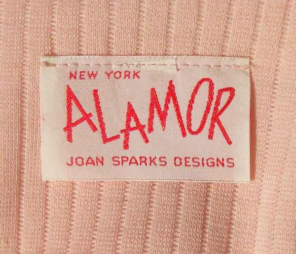 Vintage Label for Alamor Joan Sparks Designs