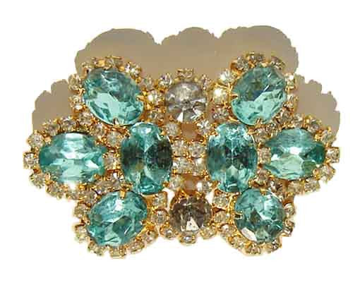 Vintage Juliana Belt Buckle
