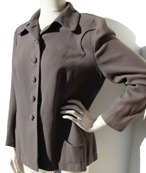 50s Topper Jacket by Handmacher