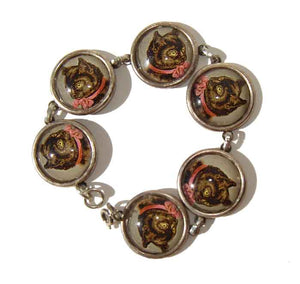 Designs from the Deep Cat Bracelet