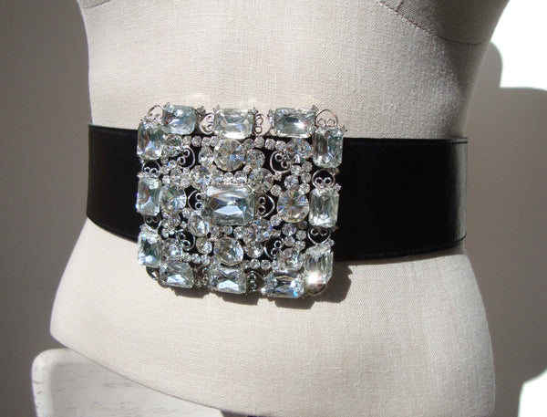 Juliana Rhinestone Buckle