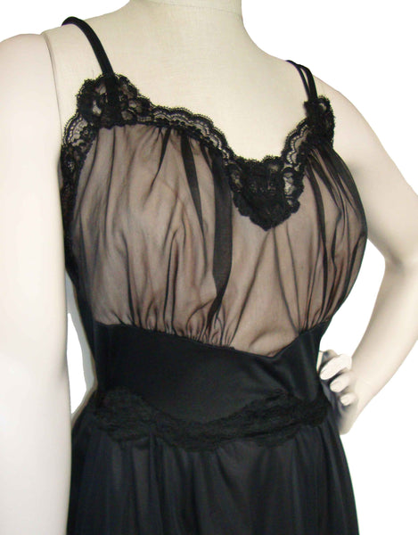 50s Nightgown Lingerie