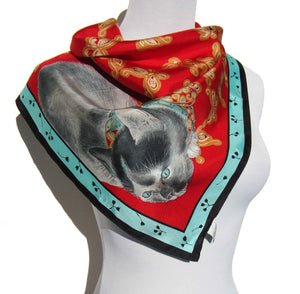 Oide Toko Cat Scarf