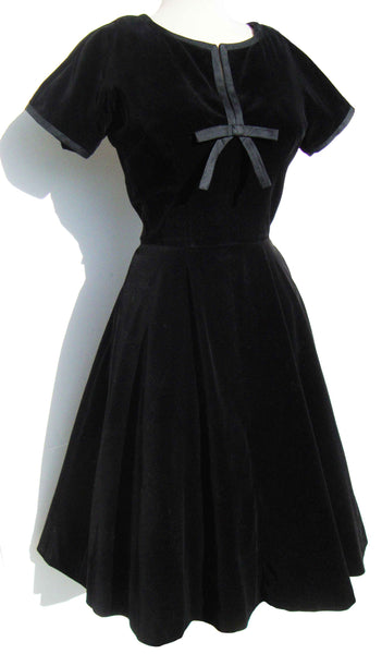 Little Black Dress - Metro Retro Vintage