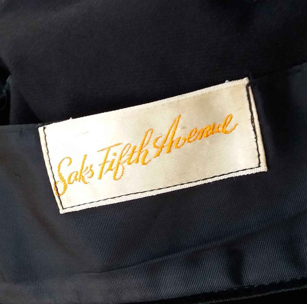 Vintage Saks Fifth Avenue Label