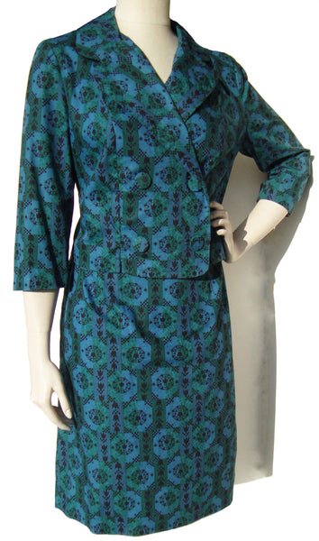 60s Ladies Suit - Metro Retro Vintage