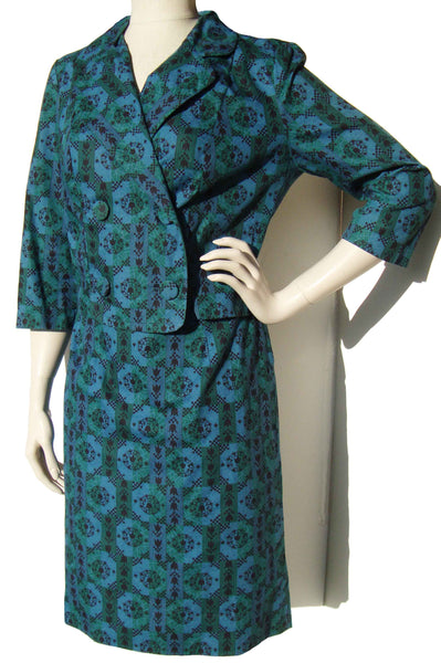 50s Ladies Suit - Metro Retro Vintage