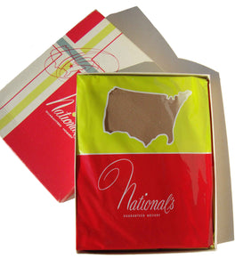 Vintage National's Hosiery New in Box