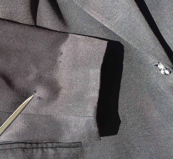 Holes in Jacket