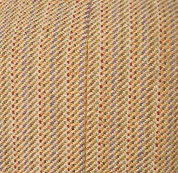 Italian Valgrisa Weave on Jacket