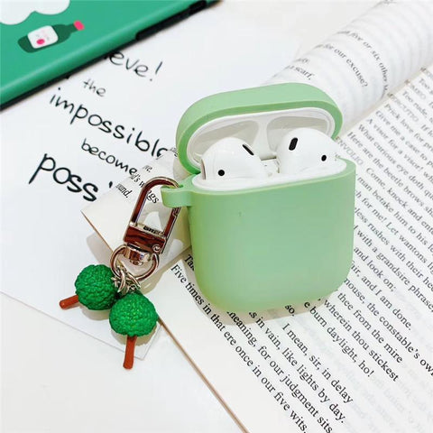 Tree Airpods Case