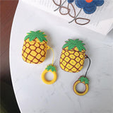 Summer Pineapple Airpods Case