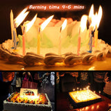 Magic Trick Relighting Birthday Candles 10pc