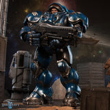 StarCraft 2DC Heroes of The Storm Marine Tychus J. Findlay Joint Changeable Animation Figure 24CM