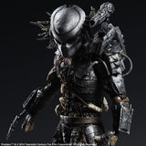 Second Generation Predator  Model Ball Toys Figure  PLAY ARTS Action & Toy Figures  27CM