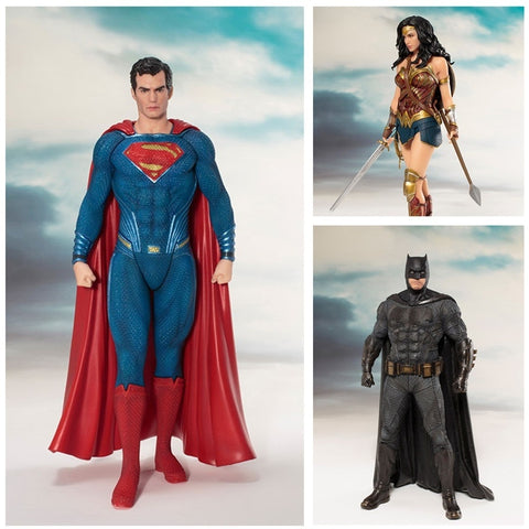 ARTFX + DC Justice League PVC Action Figure Collectible Model Toy