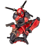Fashion Toys Deadpool PVC Action Figure Collectible Model Toy (Color: Red)