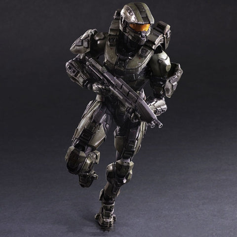 Play Arts Kai Halo 5:Guardians Master Chief John117 Action Figure
