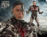 ARTFX + STATUE DC Justice League Victor Stone Cyborg PVC Action Figure Collectible Model Toys Superheros