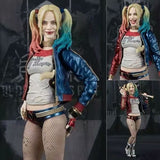 harley quinn figure Model Toy S.H.Figure Suicide Squad Harley Quinn PVC Action Figure Collection Model Toy Christmas Gift